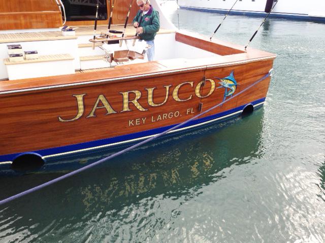 Jaruco boat
